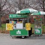 central park vendor