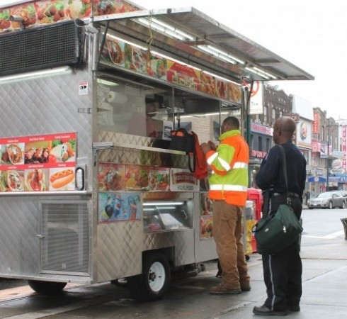 Bay Ridge food cart 2